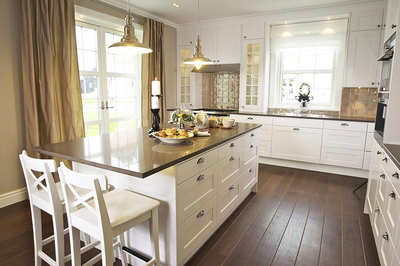 Modernt Kok I Gammalt Hus : modernt kok i gammalt hus  Villa Newport fron Mjobocksvillan