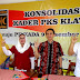 Dihati PKS ada HATI MULIA. 270 Kader Utama PKS Klaten, Siap Kawal Keutuhan Suara Di Plkada.