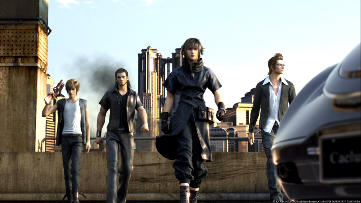 Final Fantasy XV Heroes