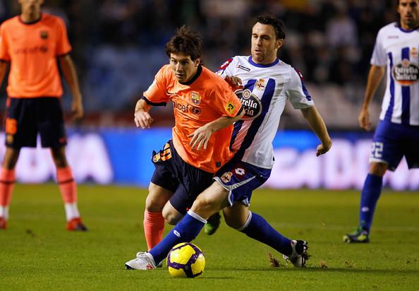 Prediksi Skor Pertandingan Deportivo vs Barcelona 21 Okt 2012
