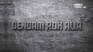Dendam Roh Alia (2014)