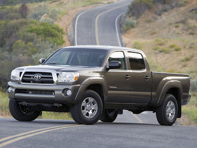 Toyota Tacoma Standard Resolution Wallpaper 6