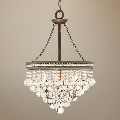 bedroom chandelier