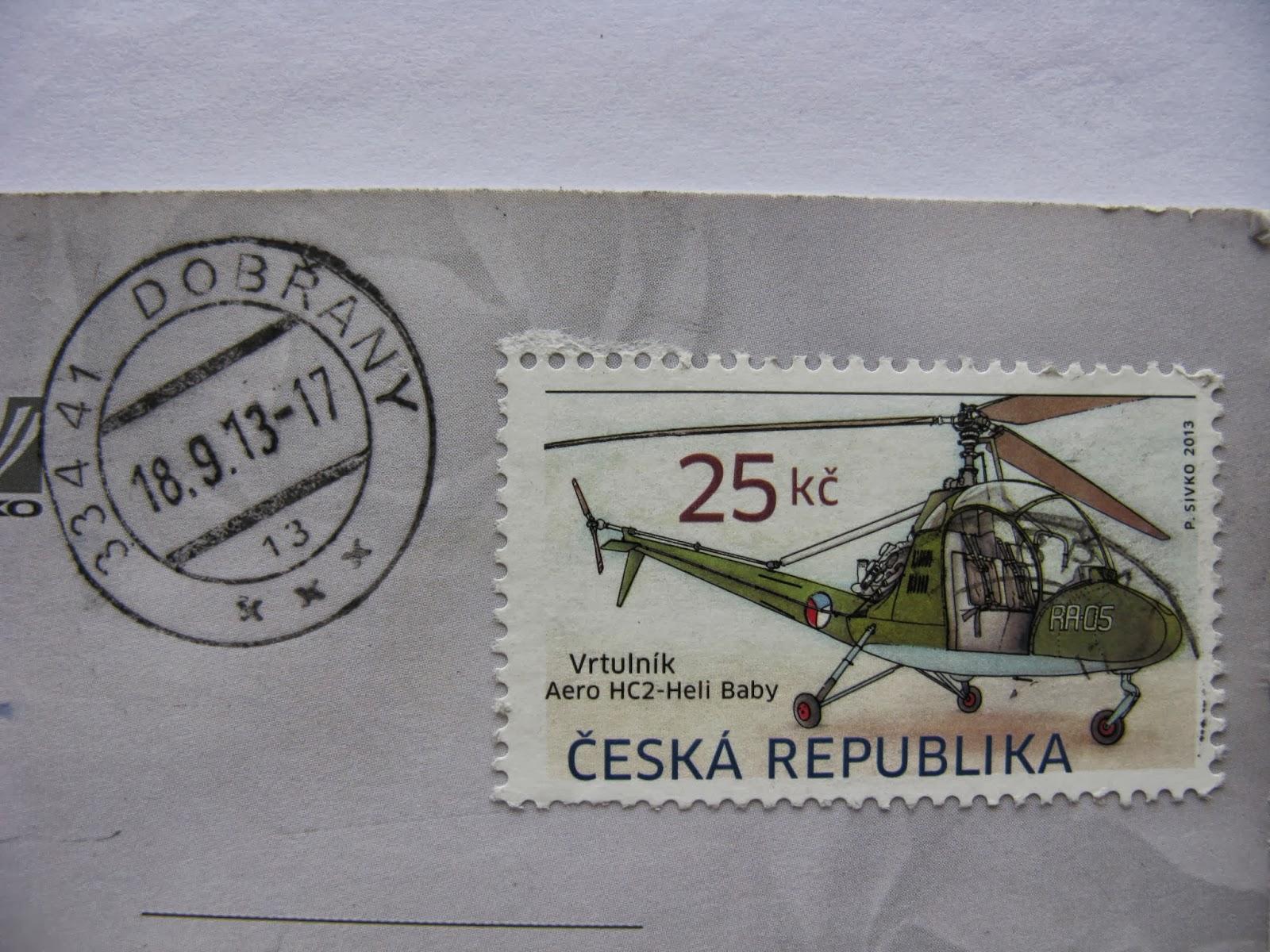 Открытка - Почта России 6