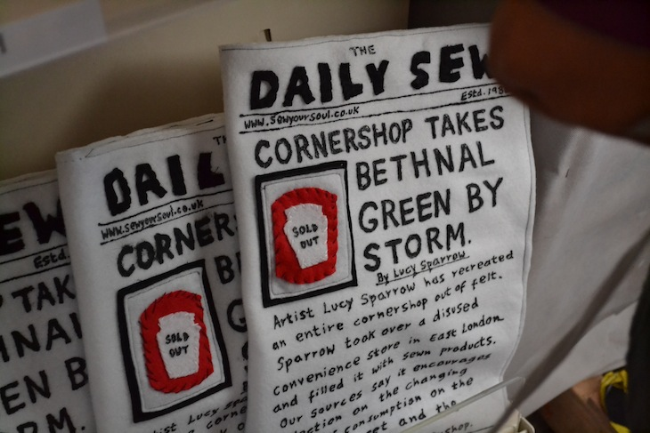 The Cornershop Kickstarter