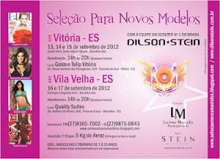 Seleção de Modelos em Vitória e Vila Velha