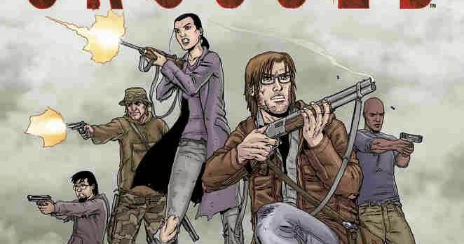 Comic Book Review   Crossed Vol. 1