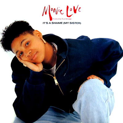 Monie Love – It's A Shame (My Sister) (CDS) (1990) (320 kbps)
