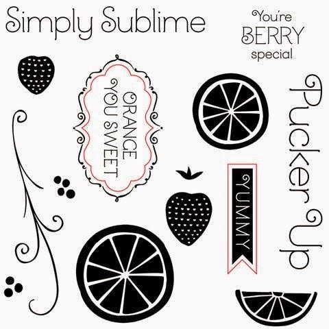 May Special - Taste Of Summer Stamp Set