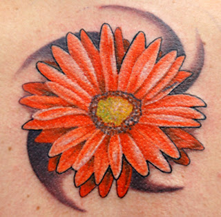 gerberdaisy tattoo designs