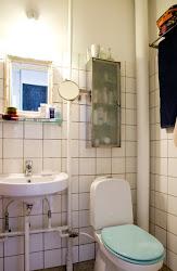 Vores badeværelse
