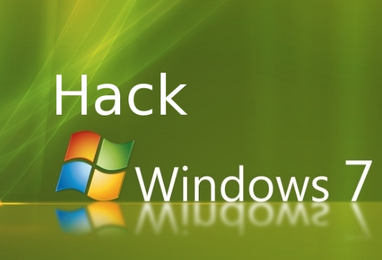 windows 7 forgot password hack