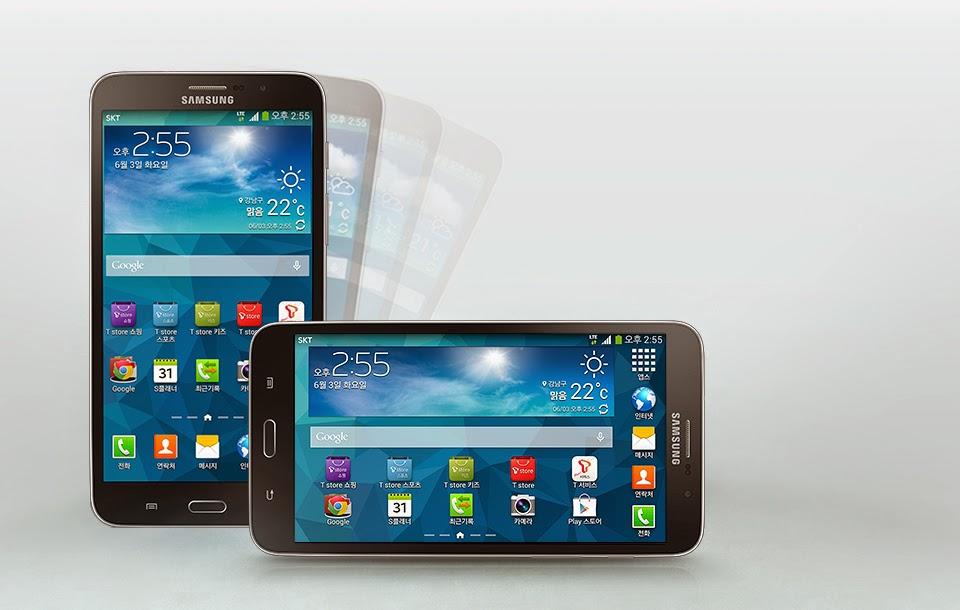 Spesifikasi Tablet Samsung Galaxy W