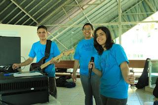 Jovens MI - Ministério de Música Face de Maria