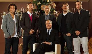 Del Real Madrid para sus aficionados en esta Navidad