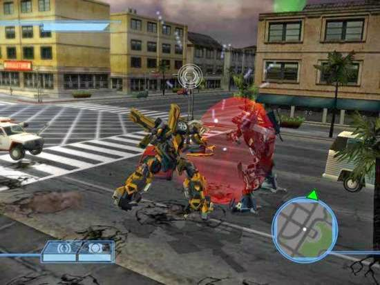 Download Transformers The Game RIP PC Game Gratis