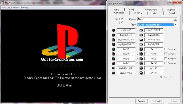 descargar emulador para play 1