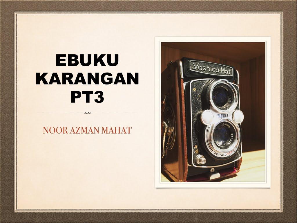 EBUKU KARANGAN PT3