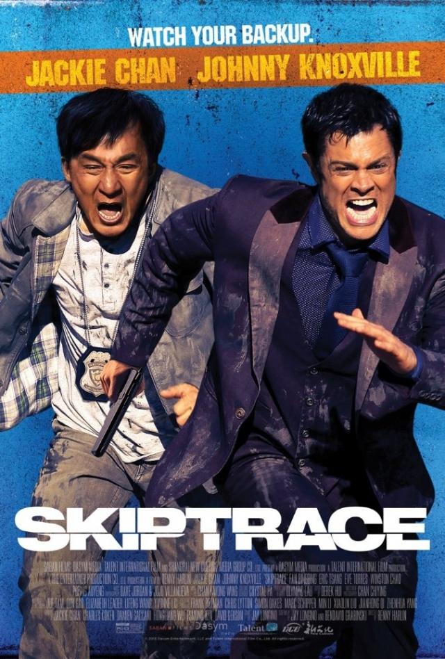 Tẩu Thoát Ngoạn Mục - Skiptrace (2016)