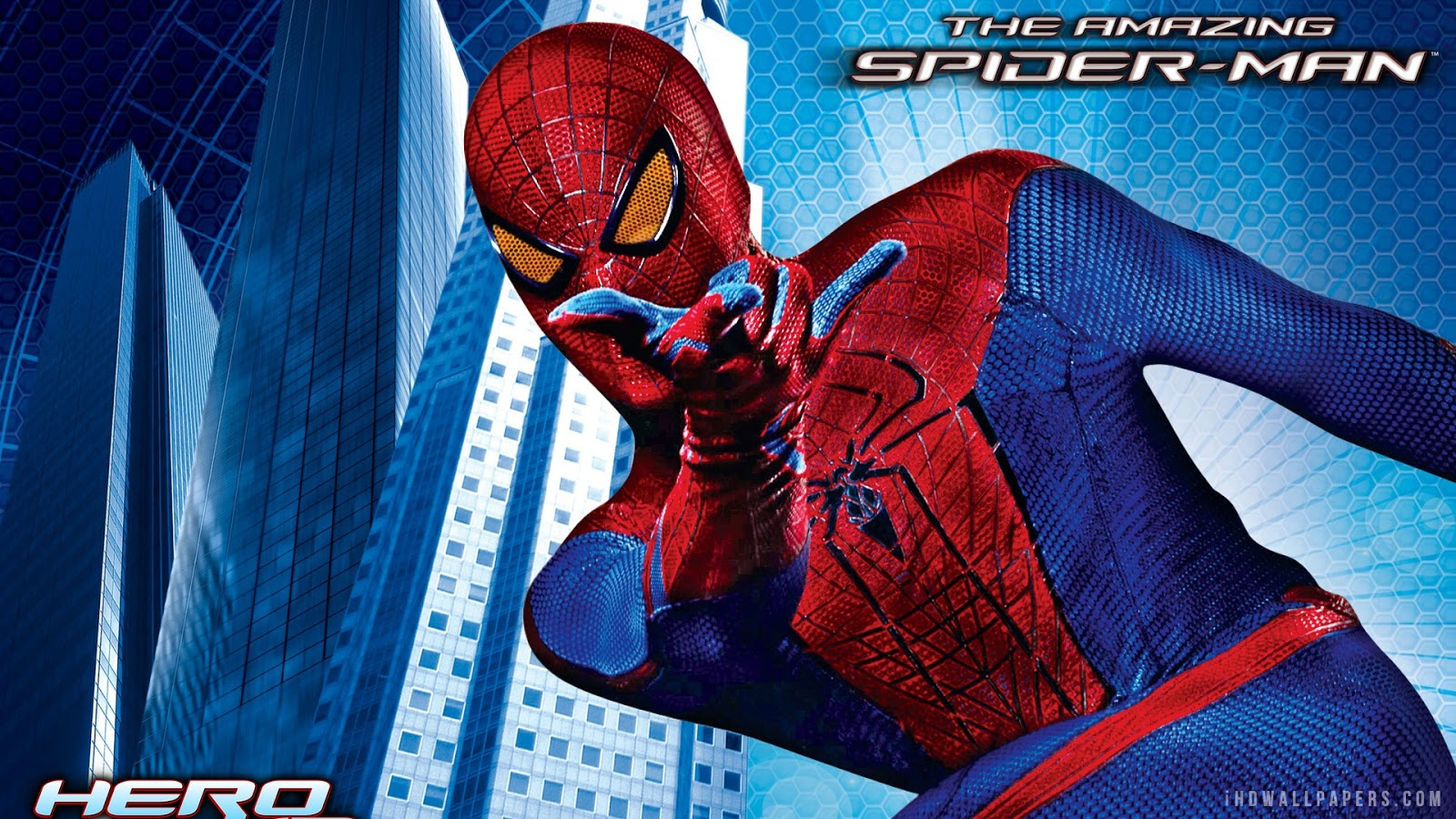 The Amazing Spiderman Wallpapers HD Free