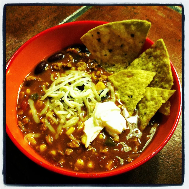 Turkey Chili Taco Soup Recipes — Dishmaps