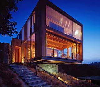 Fotos de techos cerramientos para casas modernas for Techos de casas modernas