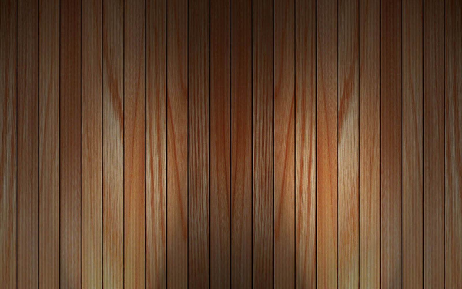 Wood Desktop