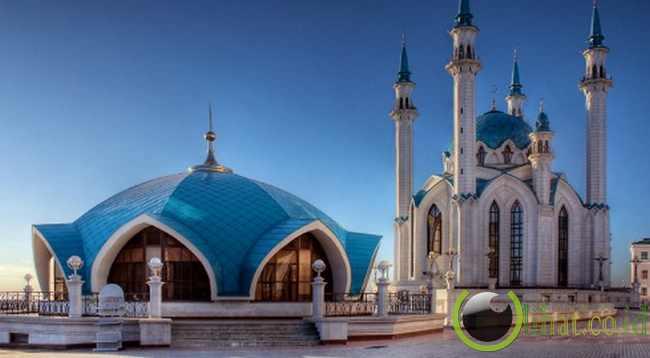 Masjid Kul Syarif, Rusia