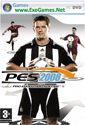 Pro Evolution Soccer 2008 PC Game
