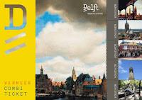 Vermeer Combi Ticket