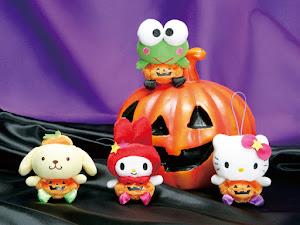 2010 Sanrio Halloween Mascot^^