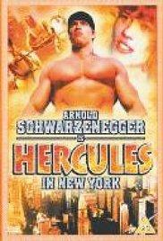 Watch Hercules in New York Online Free 1970 Putlocker