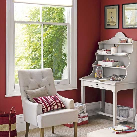 e tu...di che colore vuoi dipingere le pareti? - architettura e ... - Arredamento Grigio E Rosso