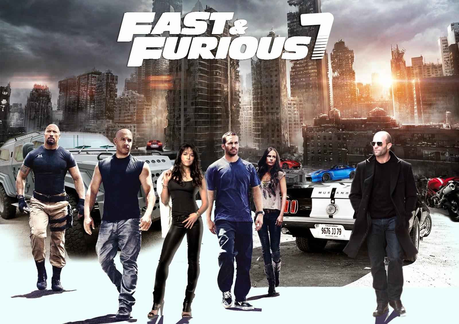 """Beigini Cara Menghidupkan """"Paul Walker"""" Kembali di Fast & Furious 7"""