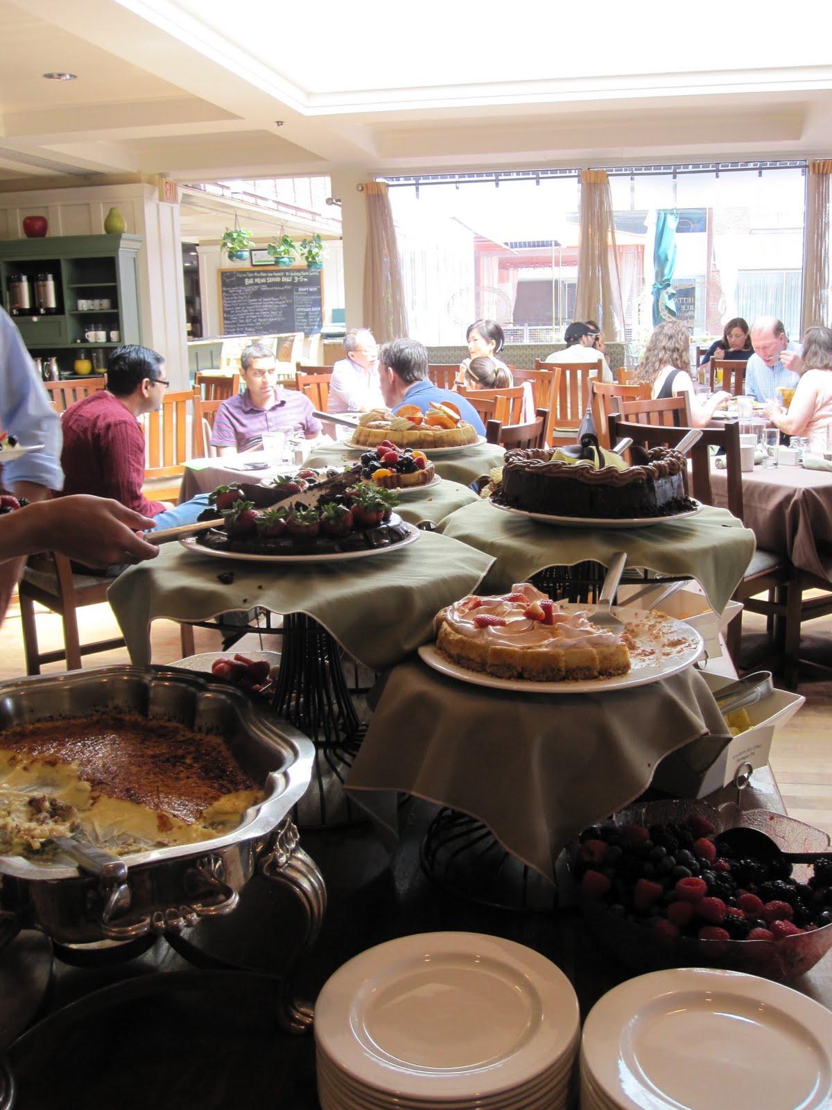 the quest for the perfect brunch: henrietta's table, cambridge, ma