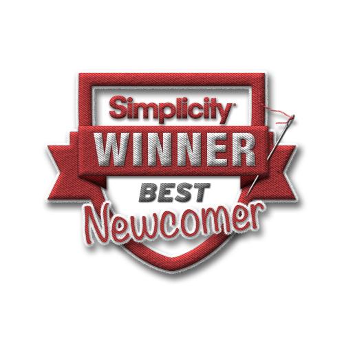 Simplicity Winner Best Newcomer