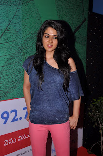 Actress Sakhi Chowdary Pictures in Tight Jeans at Green Ganesh 0006.jpg