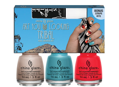 China Glaze Desert Escape - Art You Looking Tribal Set