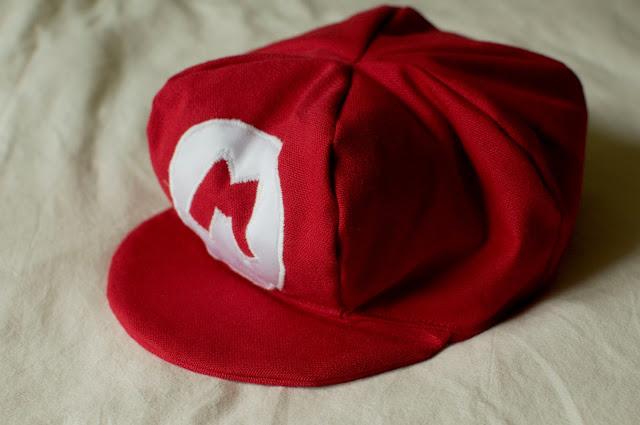 tuto casquette mario couture