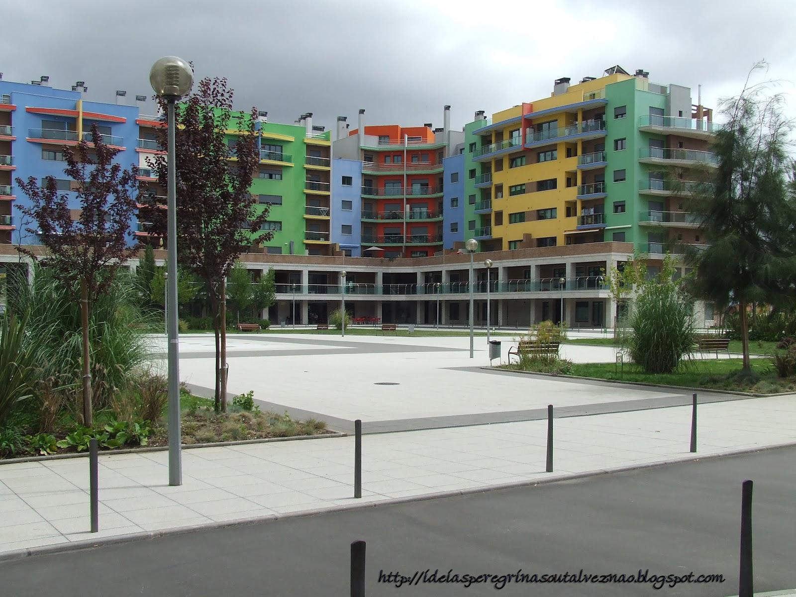 (ou talvez não) • Urbanização Jardim da Amoreira  parte II