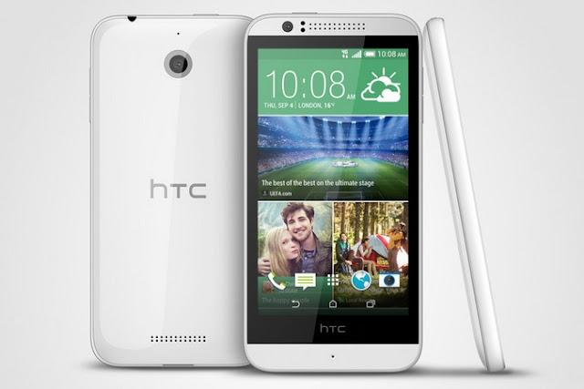 Top 5 Best Selling HTC Smartphones