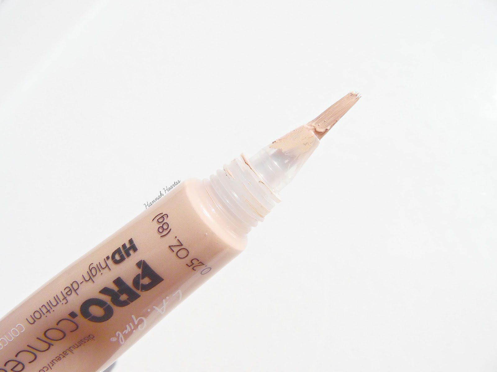 LA Girl Pro Conceal HD Concealer Review