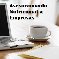 Asesoramiento nutricional a empresas