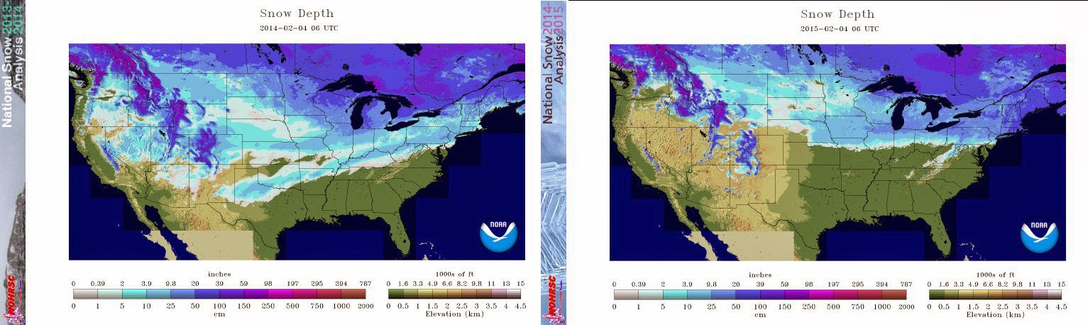 Community Collaborative Rain Hail Snow Network Winters - Us snow cover map noaa