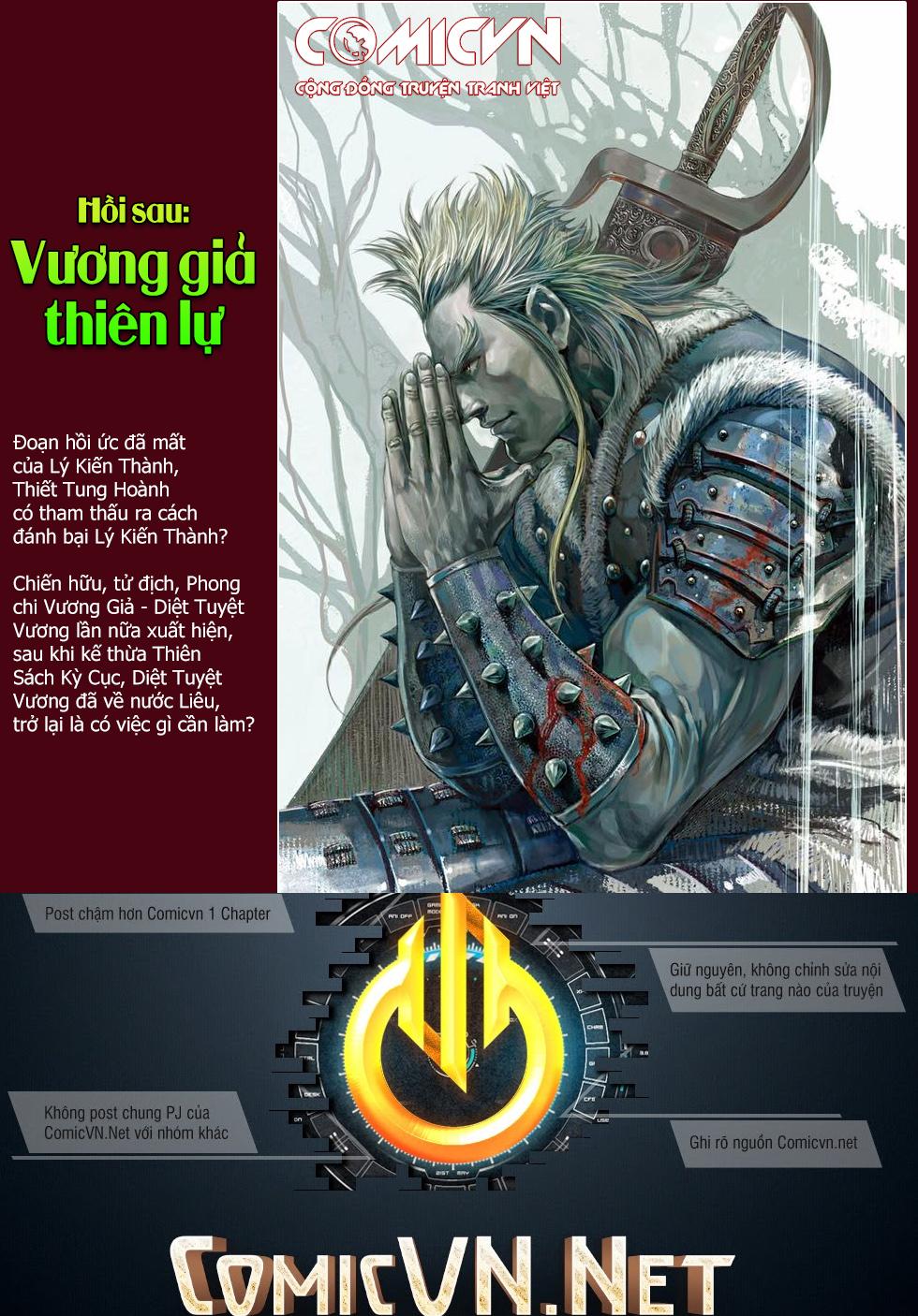Thiết Tướng Tung Hoành – Chap 221