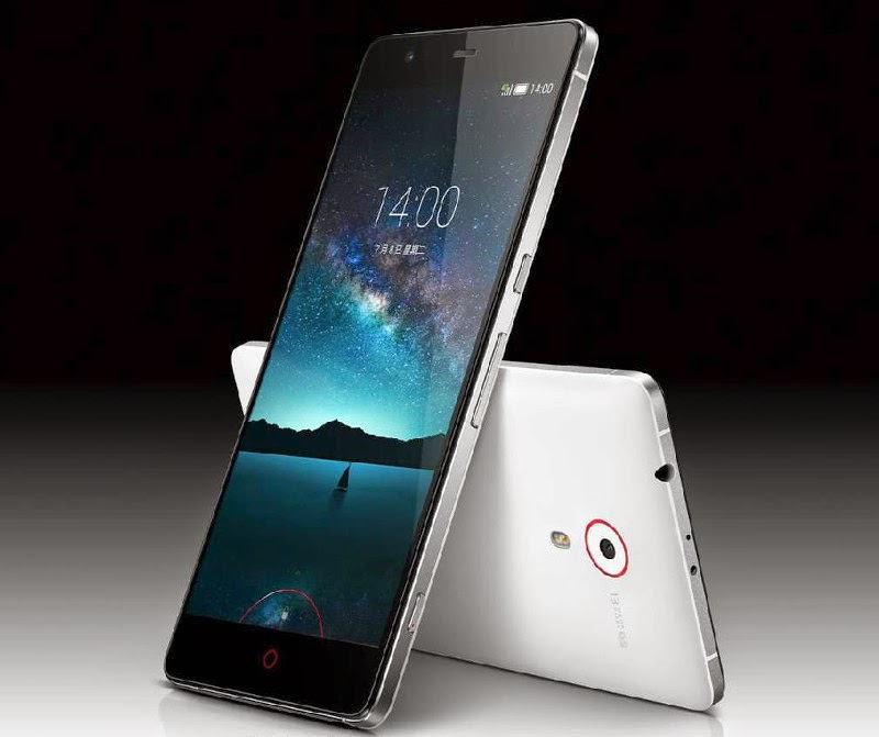 zte nubia z7 camera from the original