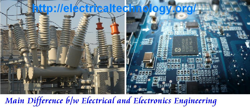 the field of electronics and technology What is engineering technology  from faculty members who are well respected in their field division of engineering technology faculty members are approachable.