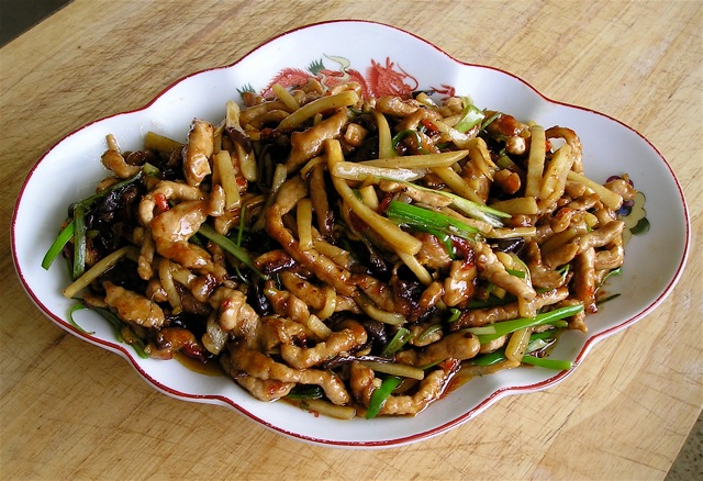 Traditional chinese recipes the decline of chinese food for Ancient chinese cuisine