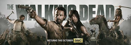 The Walking Dead 4. Sezon Set Görüntüleri Yayınlandı