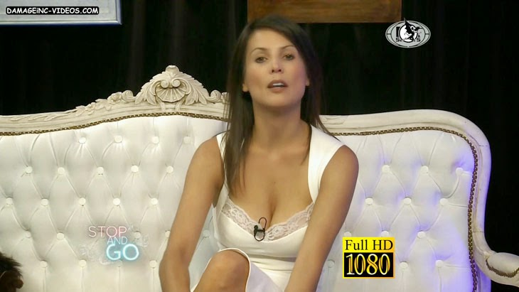 Argentina celebrity Ursula Vargues big natural tits video